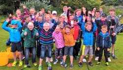 Tri-Golf August - Heart of the Glens Festival 2016