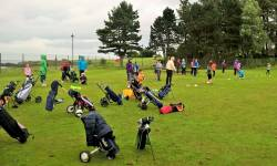 Tri-Golf August - Heart of the Glens Festival