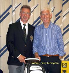 Winner:  Terry Kernoghan
