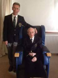 2016 Captain Hugh McManus & 1973 Captain Charlie Hamill