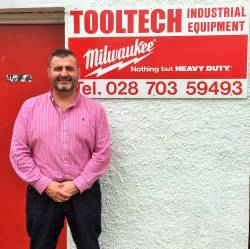 Sponsor- John Falconer MD of http://www.tooltechltd.com/ Based in Coleraine 028 7035 9493
