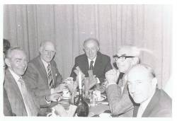 Tony McQuillan, Joe McBride, Billy Steele, Hector Pagan & George Alton