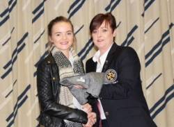 Anna McQuillan & Lady Captain Anne McDonnell