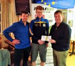 Team Kit Open Winner Ronan McCambridge 43 pts