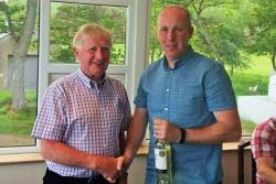 Glensmen Golf Society Gracehill 26/5/17 - 2nd Conor McCambridge