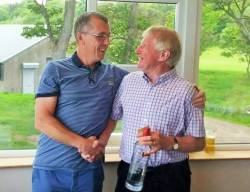 Glensmen Golf Society Gracehill 26/5/17 - 1st Ali McCambridge