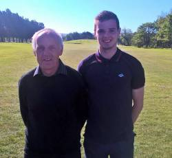 Jimmy Bruen Qualifying Ballycastle 7/5/17: John Delargy & Alex Delargy