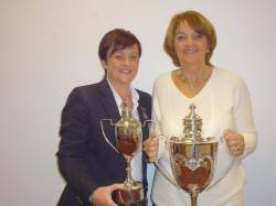 Colette O'Hagan - Winner of Kielt Cup and Eithne McGavock Memorial