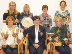 Ladies Prizewinners Sep17