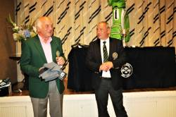 Past Captains Prize:  Niall Wheeler