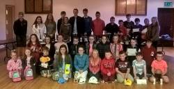 Junior Prize giving 29/8/17