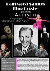 Hollywood salutes Bing Crosby 12th October 2017