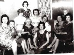 1962 Ladies Committee