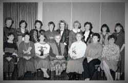 Ladies Committee 1989