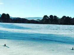 The 8th Fairway - Photo by Caolan Carson