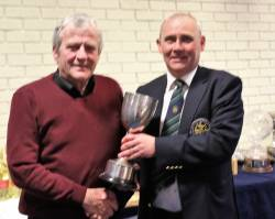 Torr Cup Winner: