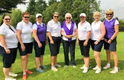 Ladies Revive Active Team playing in Ballyclare on Saturday 2 June